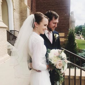 Congratulations to Brian and Laura!
