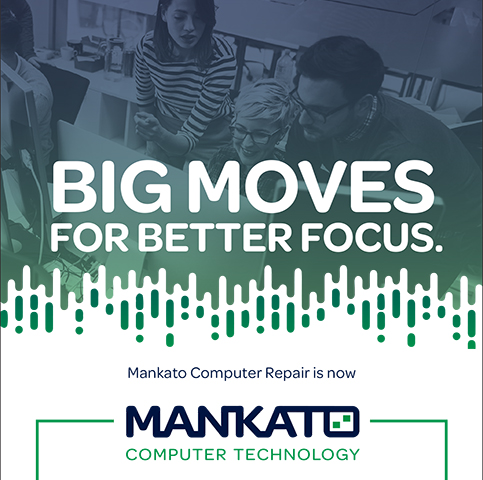 Mankato Computer Repair Relocates and Rebrands to Mankato Computer Technology